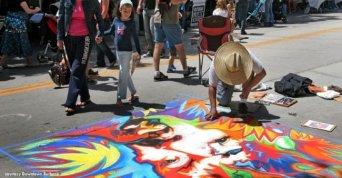 burbank-street art