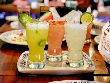Jalapeño, Watermelon, & Skinny Margaritas