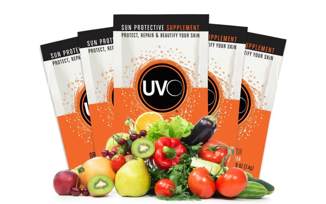 UVO – Drink your Sun Protection