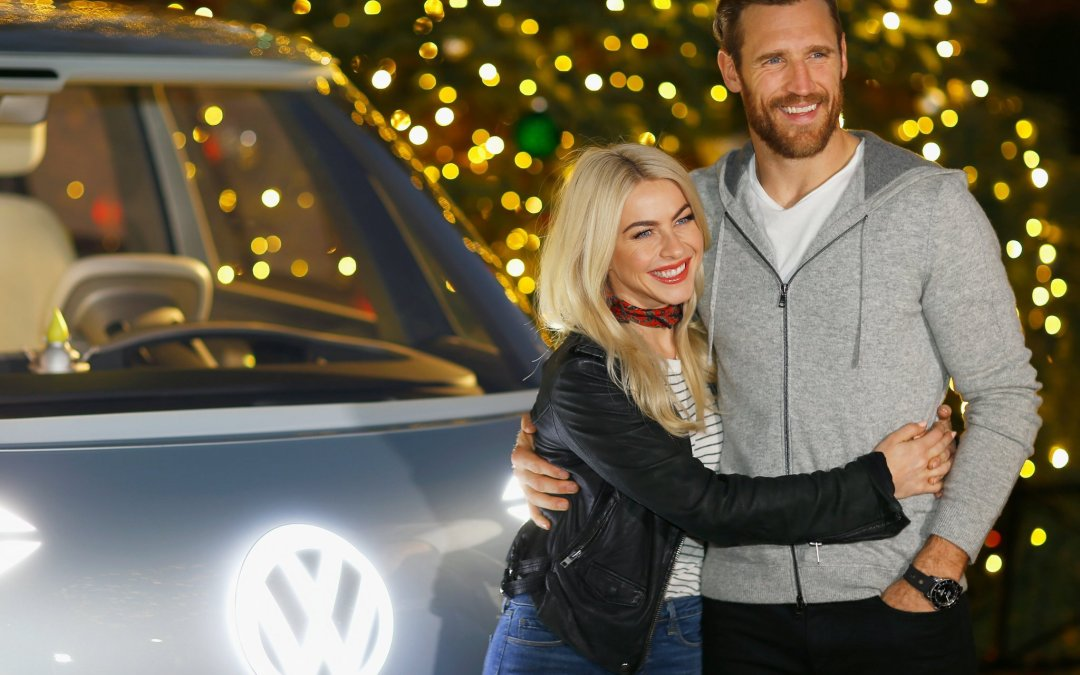 Volkswagen Celebrates With A Holiday Drive In Screening of Elf