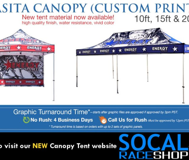Socal Printshop By Jaysindesignz Ezup Canopy Popup Tents Tradeshow Products San Diego