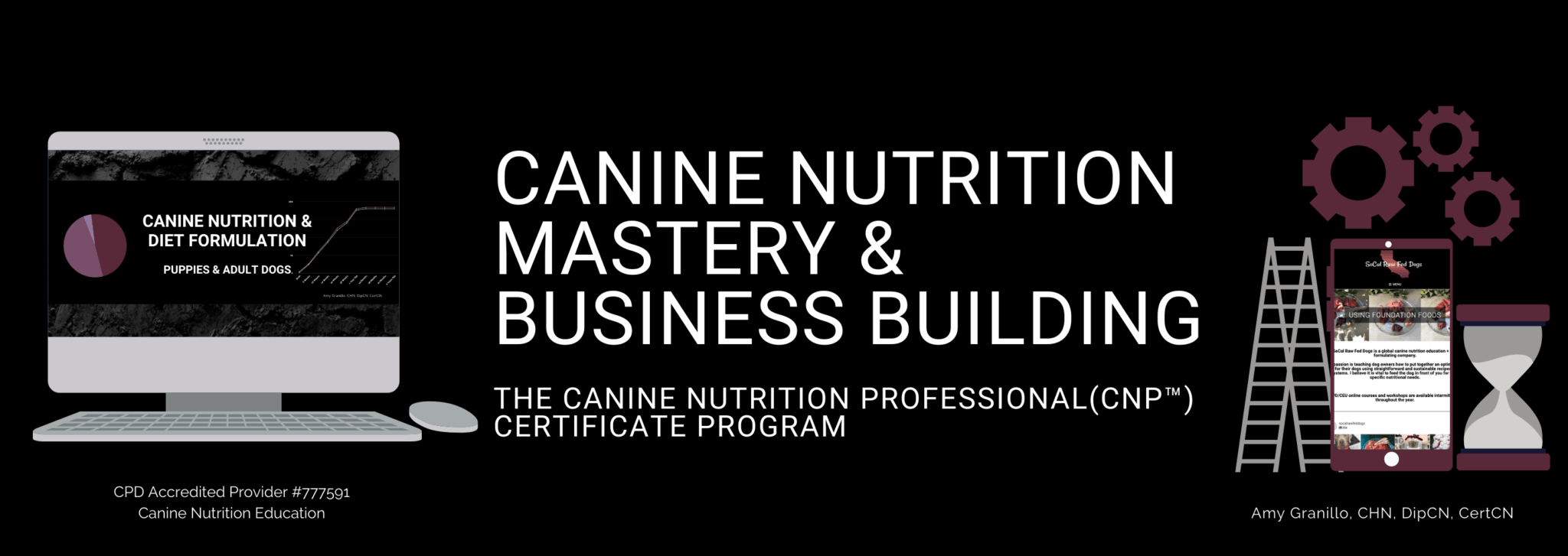 The Canine Nutrition Professional (CNP™) Program