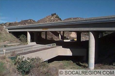 US 99 / US 6 Junction in 1996