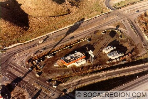 Saugus Junction in the early 1970's
