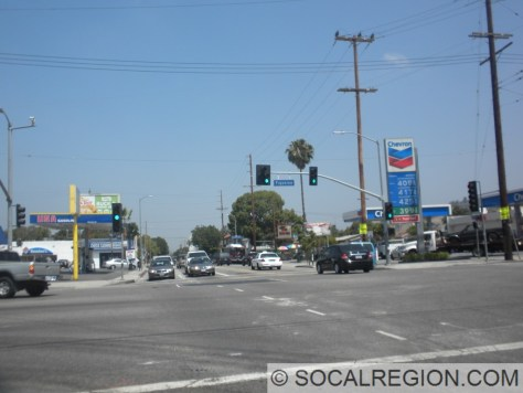 Figueroa St at Ave 26.