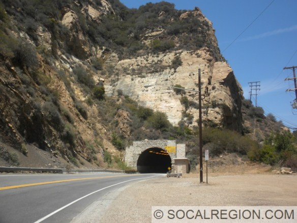 Tunnel built in 1952.