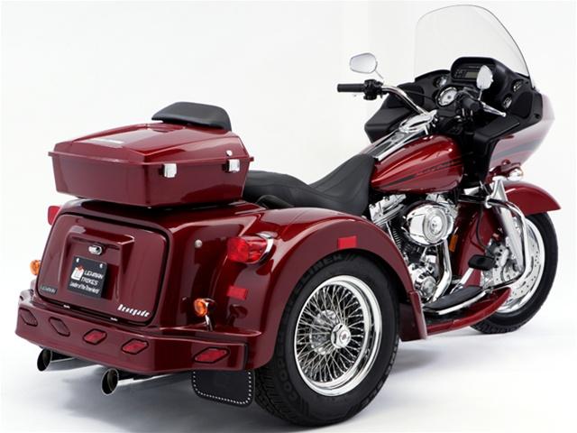 Lehman Renegade Trike Kit Harley Davidson FLHT ELECTRA