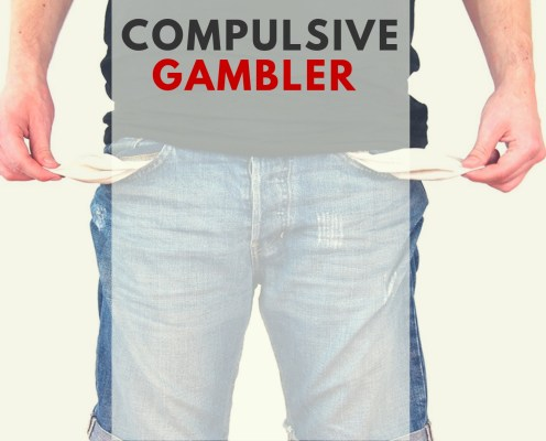 How to recognize the signs of compulsive gambling