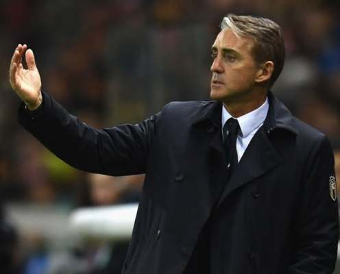Roberto Mancini Claims Big Win Against Liechtenstein Will 'Feed the Appetite' of Italian Fans