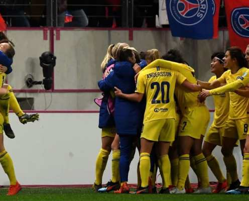 Chelsea Through to Women's Champions League Last 4 After Dramatic Aggregate Win Over PSG