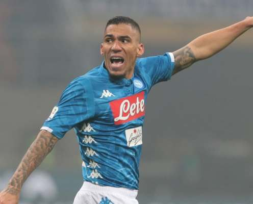 Allan 'Convinced' to Join PSG by Brazil Stars & Expects Napoli to Sanction €60m Deal