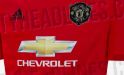 Man Utd's Home Kit for 2019/20 Emerges Online & It's a Throwback to 1999