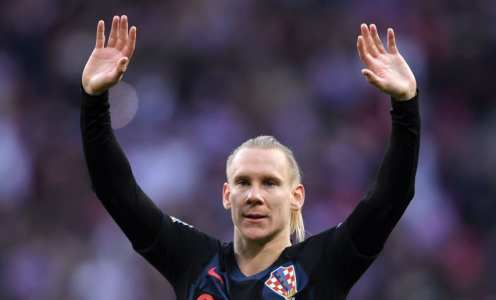 Tottenham Identify Besiktas Defender Domagoj Vida as Potential Toby Alderweireld Replacement