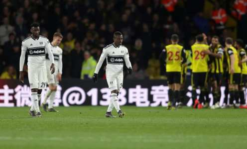 Fulham Relegated From the Premier League After Heavy Defeat at Watford