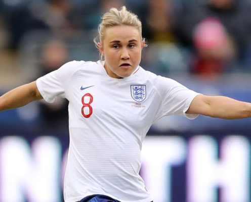 Izzy Christiansen Still Targeting England World Cup Place as She Nears Return After Ankle Surgery