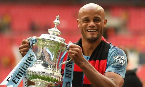 Vincent Kompany Announces Move to Become Player-Manager of RSC Anderlecht Next Season