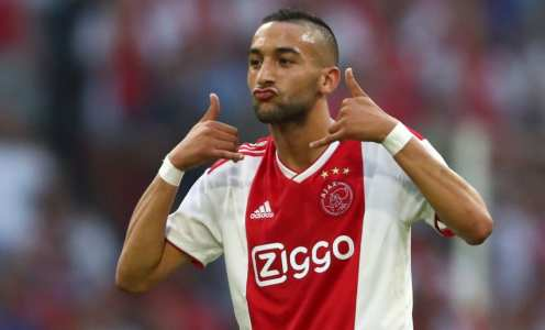 Hakim Ziyech Linked With £40m Move to Tottenham After Impressive Champions League Showing