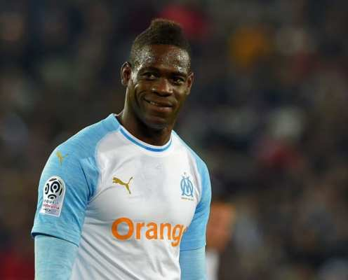Mario Balotelli Confirms Marseille Exit With Farewell Message on Instagram