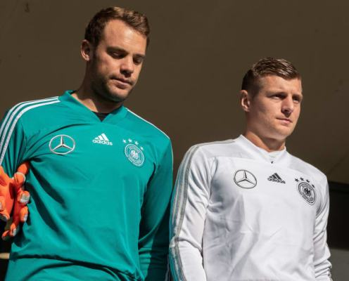 Real Madrid & Barcelona Stars Left Out as Germany Announce Squad for Upcoming Euro 2020 Qualifiers