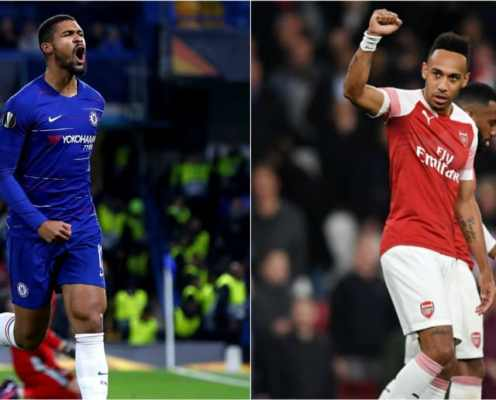 Europa League Final – Chelsea vs Arsenal: Where to Watch, Live Stream & Team News
