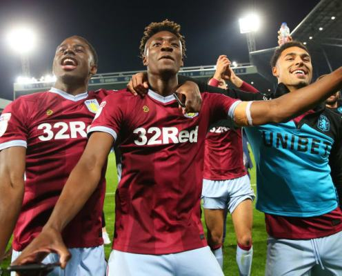 RB Leipzig Monitoring Aston Villa's Promotion Bid With £25m Offer for Tammy Abraham on Standby