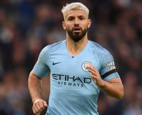 Sergio Aguero Reaffirms Desire to Finish Playing Career at Boyhood Club Independiente
