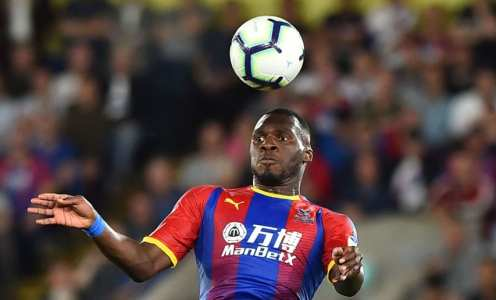 Crystal Palace Striker Christian Benteke Set to Join CSL Side Shandong Luneng Taishan
