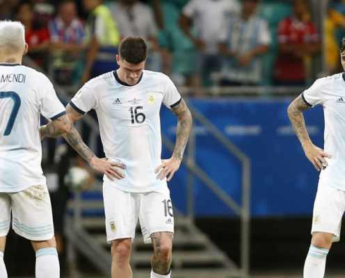 Argentina: Not Even Lionel Messi Can Turn Around Football's Greatest Underachievers
