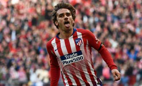 Antoine Griezmann & Neymar 'Both Eager' to Move to Barcelona for Next Season