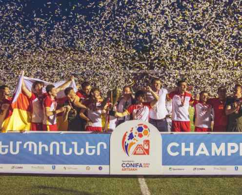 CONIFA Sportsbet.io European Football Cup 2019: 5 Upsets Which Defined the Tournament