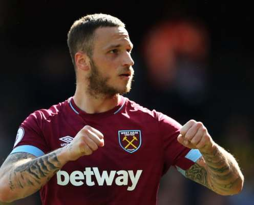 West Ham Officially Confirm Marko Arnautovic's Departure to Shanghai SIPG