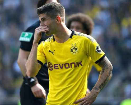 Gio Reyna: 7 Things to Know About BVB's Pulisic Successor Who's Likened to Juve Icon David Trezeguet