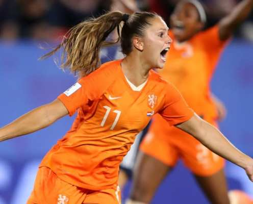 Barcelona Femini Confirm Lieke Martens Agrees Contract Extension Until 2022