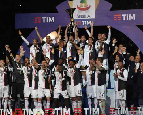 Juventus to Be Named 'Piemonte Calcio' on FIFA 20 After Exclusivity Deal With Konami