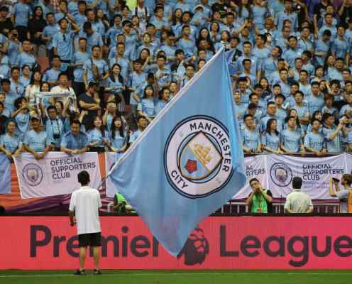 Man City Branded 'Disrespectful' to Chinese Fans After Participating in Asia Trophy