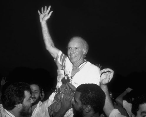 Mario Zagallo: Habitual World Cup Winner & Sculptor of Brazil's Joga Bonito Era