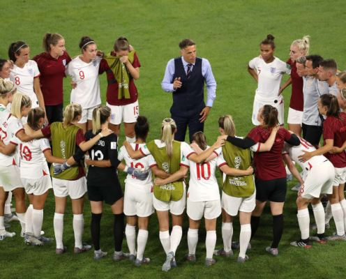6 Things We Learned From Following England Around the Women's World Cup This Summer