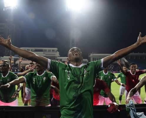 AFCON Roundup: Madagascar Continue Fairytale Tournament & Riyad Mahrez Leads Algeria Past Guinea