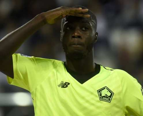 Lille President Confirms Discussions Between Liverpool & Nicolas Pepe as Winger Delays Final Choice