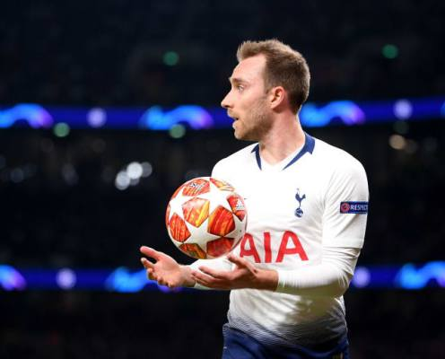Transfer Rumours: Eriksen to Atletico, Inter Ready Milinkovic-Savic Bid, Pepe to Napoli & More