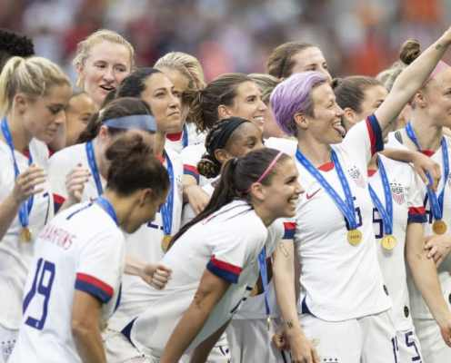 Women's World Cup Player Ratings: How Every Member of the USWNT Fared in France This Summer