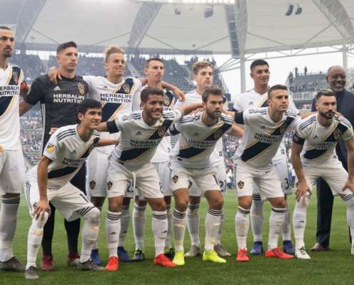 FIFA 20: Every LA Galaxy Player's Predicted Ultimate Team Rating