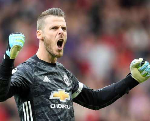 David de Gea Could Delay Signing New Deal Until January Amid Concerns Over Champions League Clause
