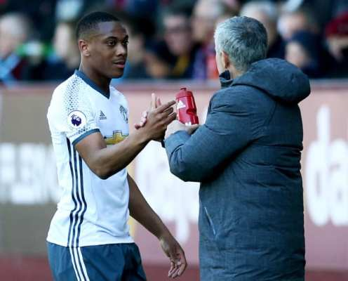 The Two Reasons Why Jose Mourinho Wanted to Sell Anthony Martial