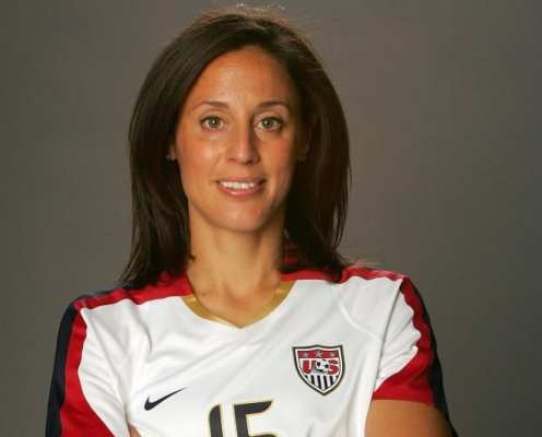 1999 Women's World Cup Winner Kate Markgraf to Be Named First Ever USWNT General Manager