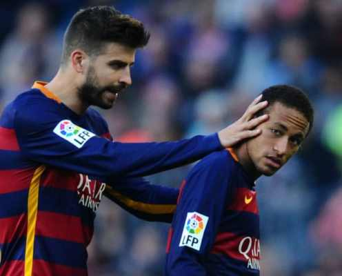 Gerard Pique Speaks About Neymar Amid Ongoing Rumours of Barcelona Return