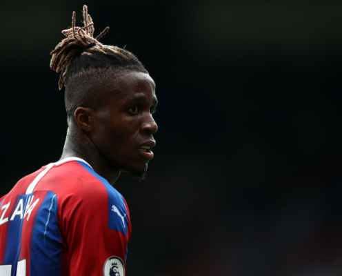 Wilfried Zaha Sacks Agent Over Failed Arsenal & Everton Summer Moves