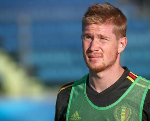 Kevin De Bruyne Reveals He'd Like to Vincent Kompany at Anderlecht in the Future