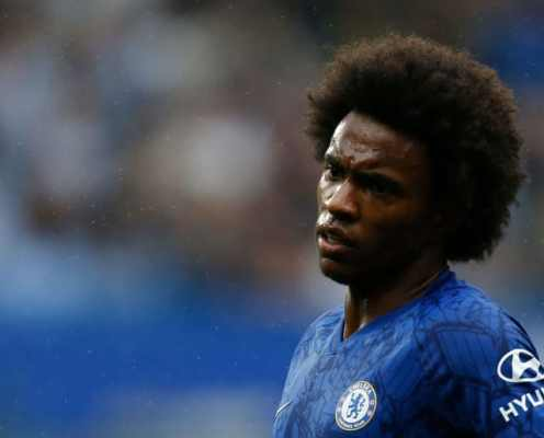 Juventus Eye Move for Willian as Forward's Contract Enters Final Year at Chelsea