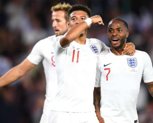 International Roundup: England Run Riot & Cristiano Ronaldo Scores Four in Euro 2020 Qualifiers
